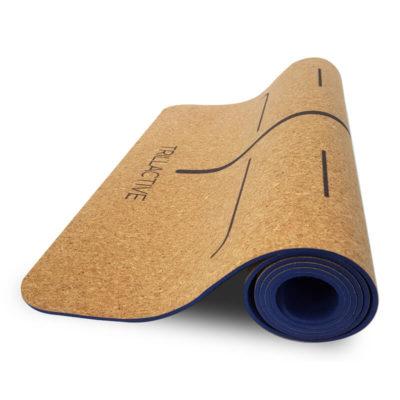 Yoga Finery Mat Woodgrain Series Trillactive Born In