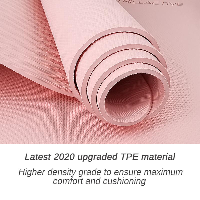 Yoga Mat New Material