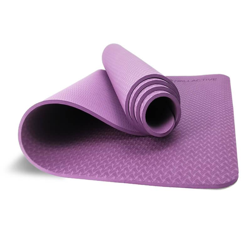 Yoga mat- Dark Purple