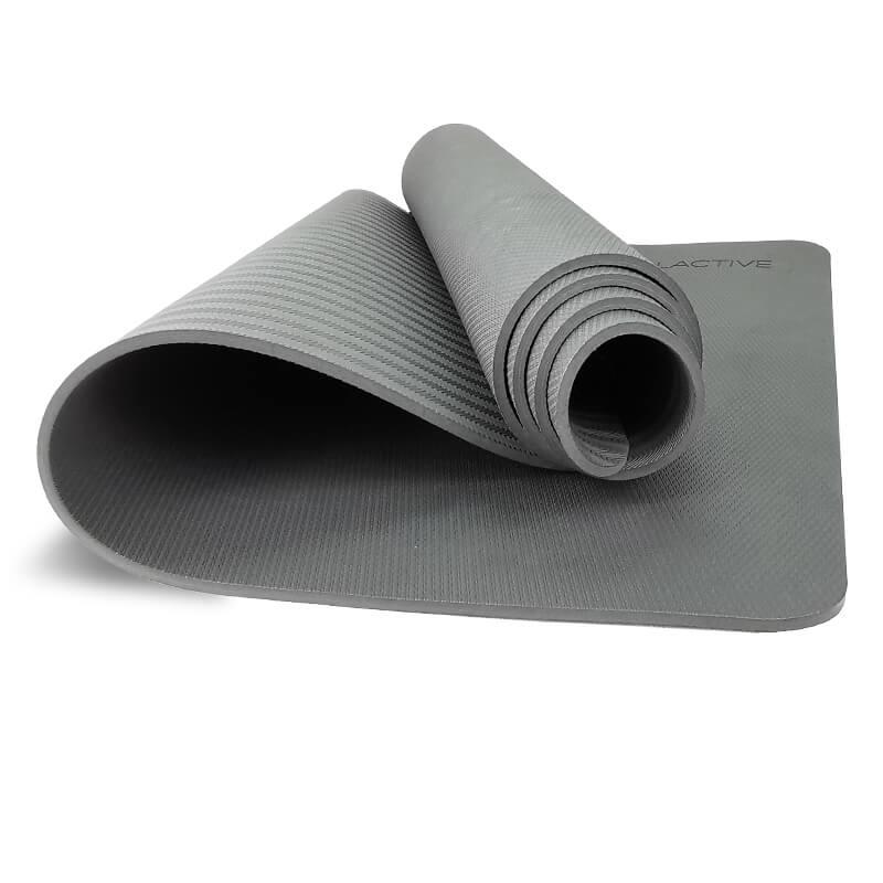 Yoga mat- Grey (New)