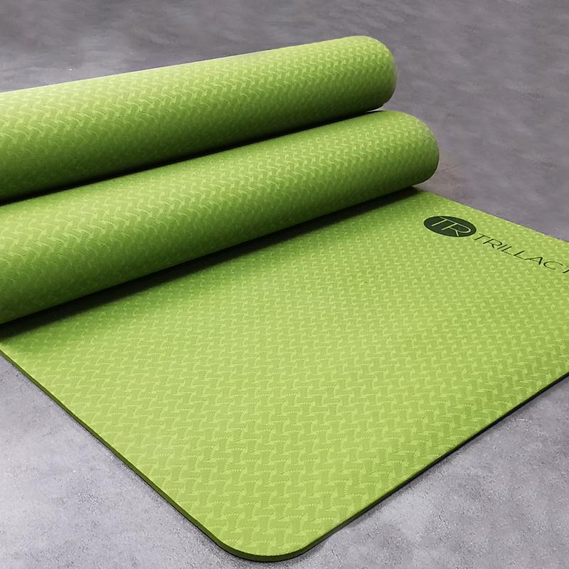 Yoga Mat Olive