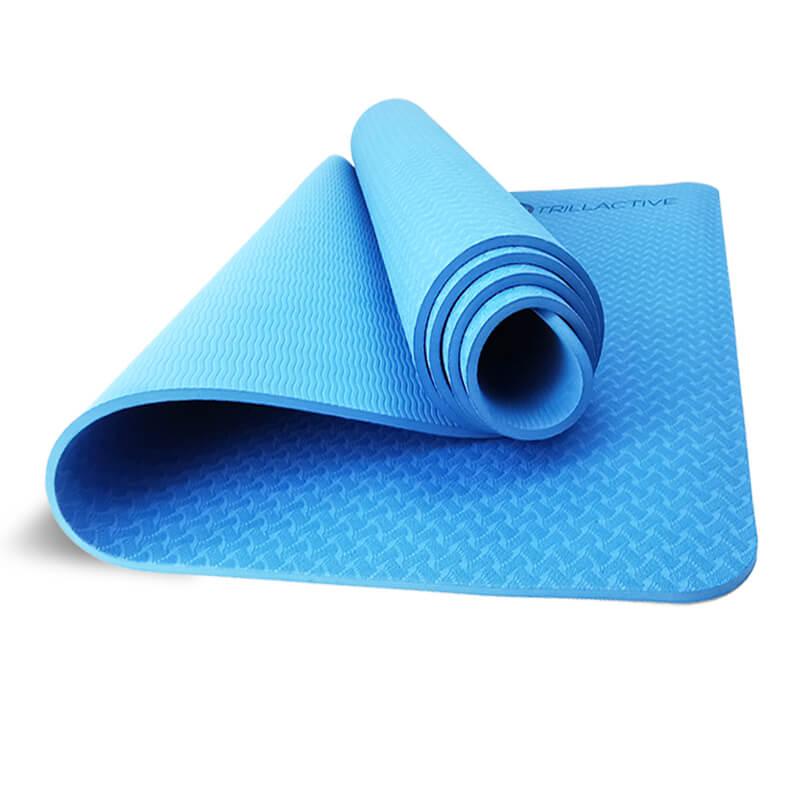 Yoga mat- Sky Blue
