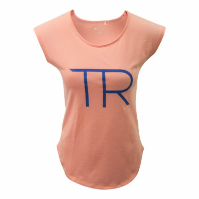 TR020T-TR Tee-Pink-Front