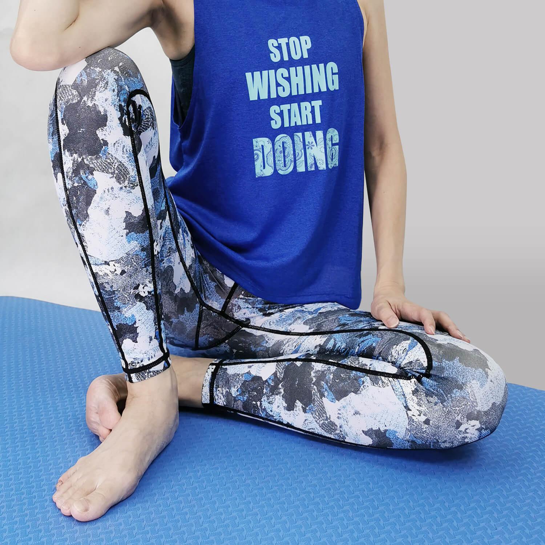 Yoga Tank Top - Start doing