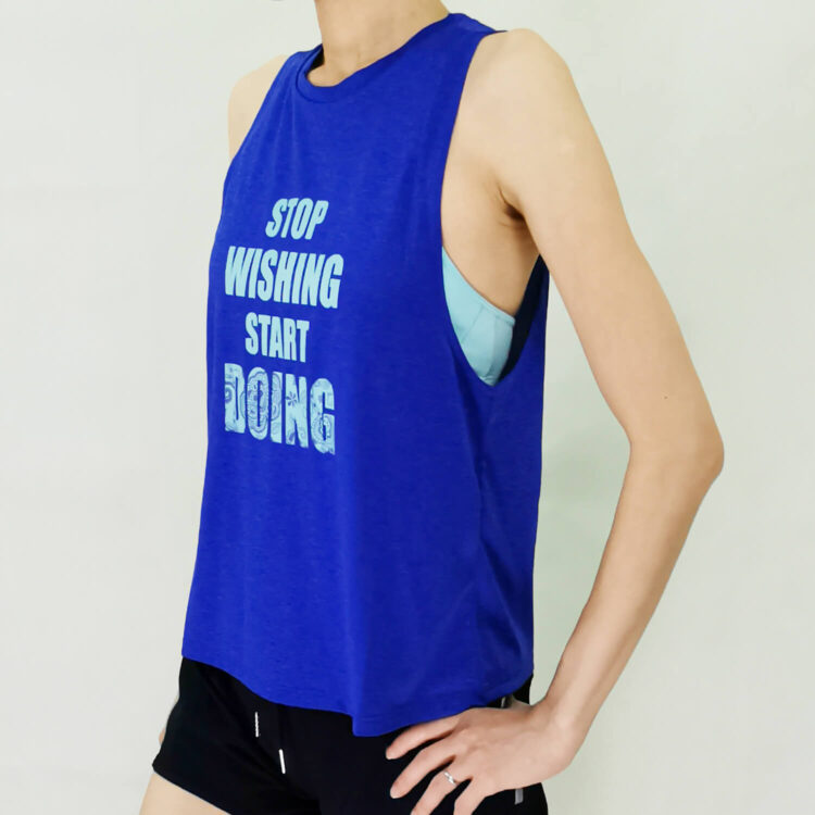 Yoga Tank Top - Start doing