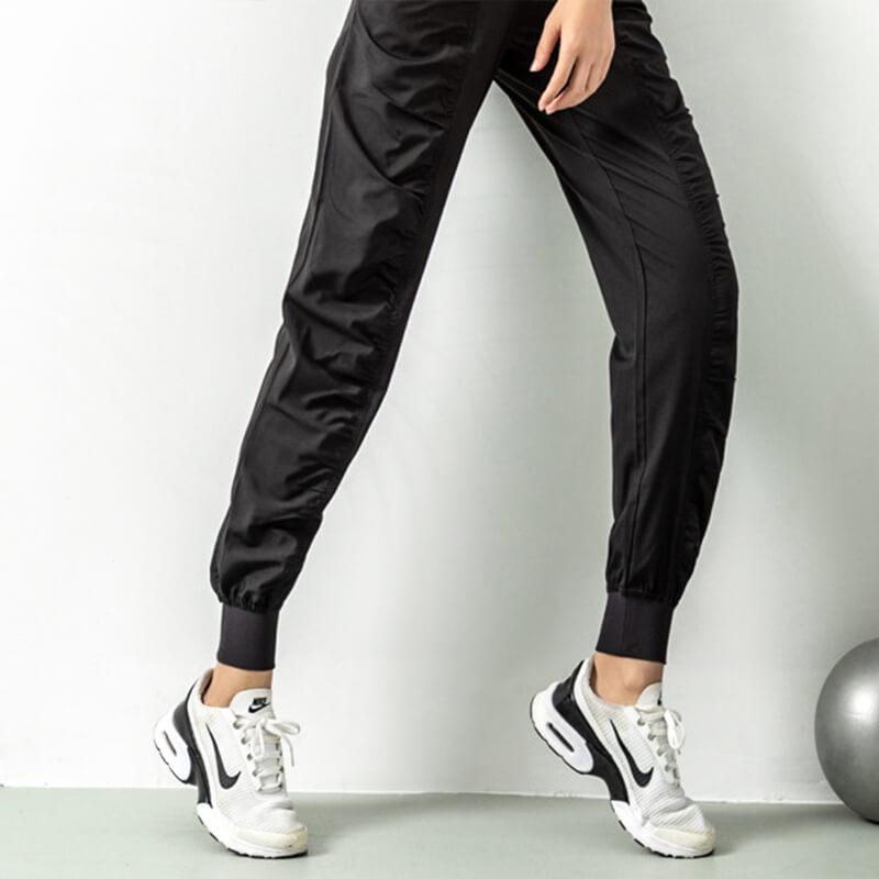 Yoga Harem Pant - Black