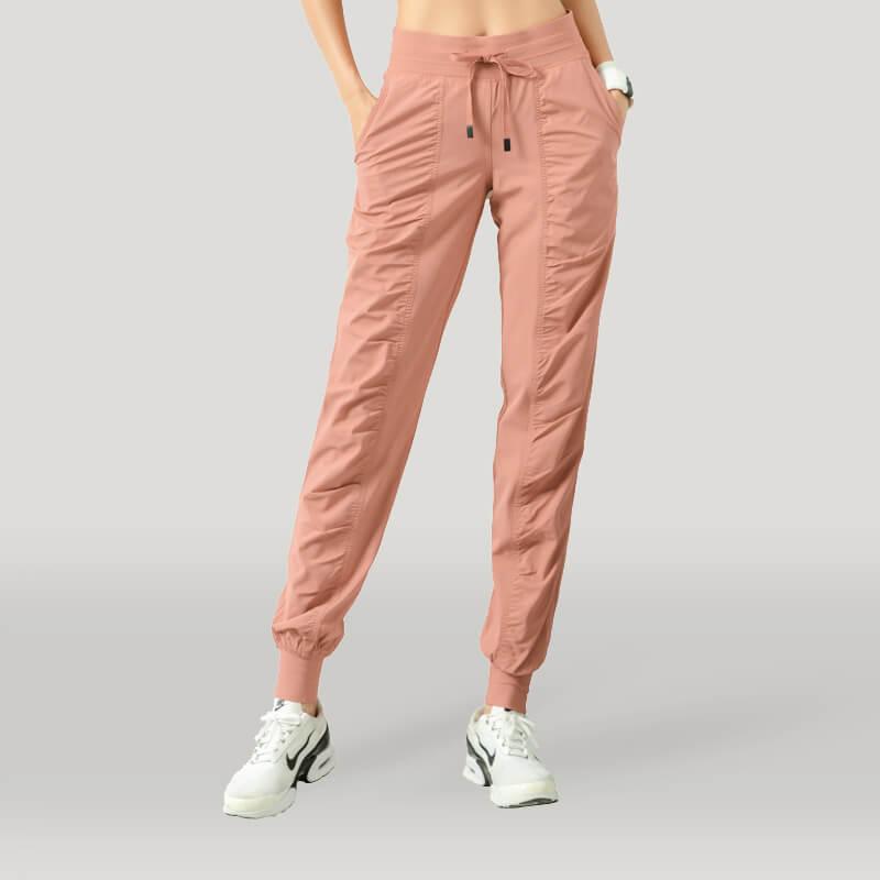 Yoga Harem Pant - Pink